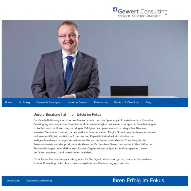 Gewert Consulting